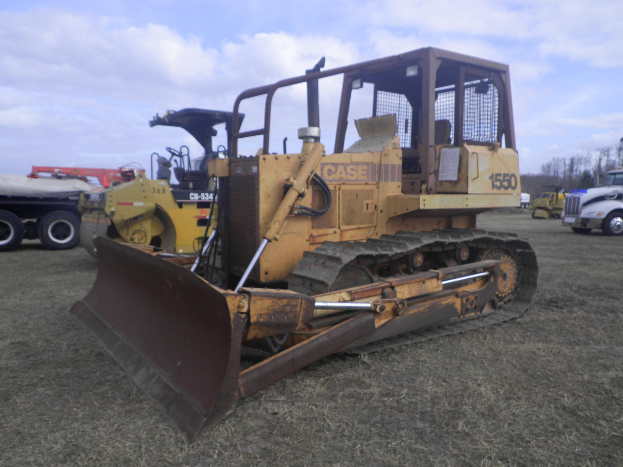Jeff Martin Auctioneers - Construction - Industrial - Farm ... on bobcat skid steer wiring diagram, international tractor wiring diagram, mustang skid steer wiring diagram, case dozer wiring diagram, terramite t5c wiring diagram,