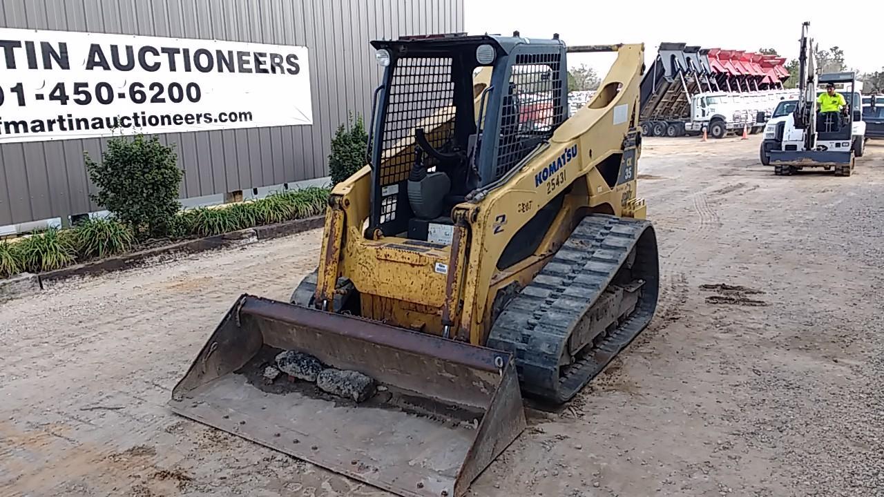 Jeff Martin Auctioneers - Construction, Industrial, Heavy Equipment