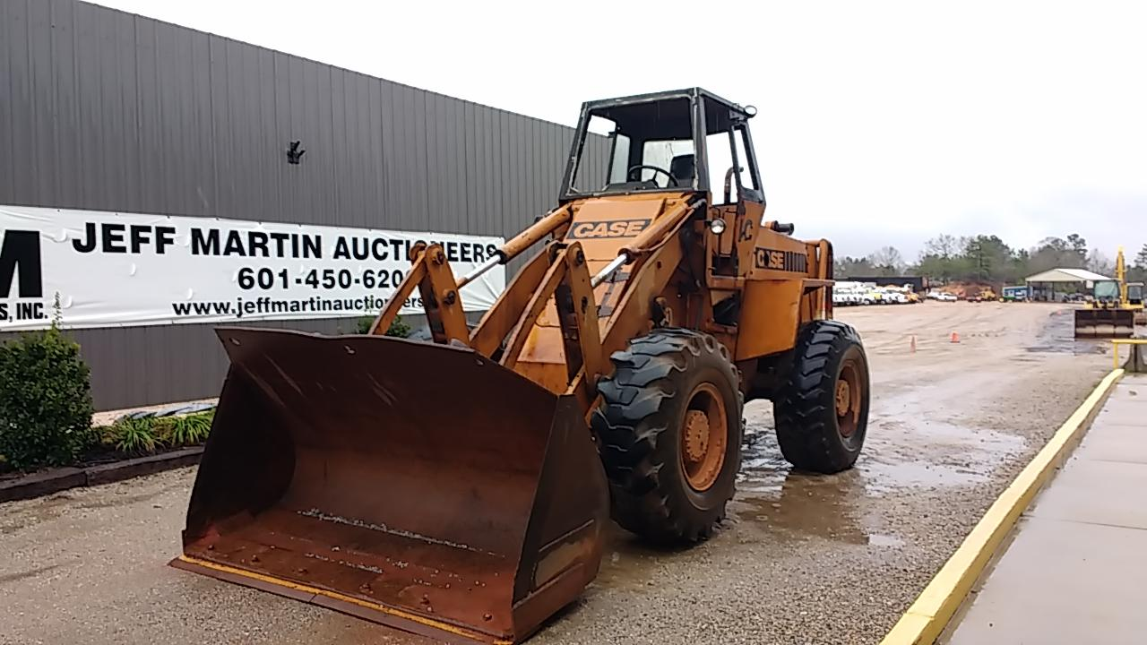Jeff Martin Auctioneers - Construction, Industrial, Heavy Equipment