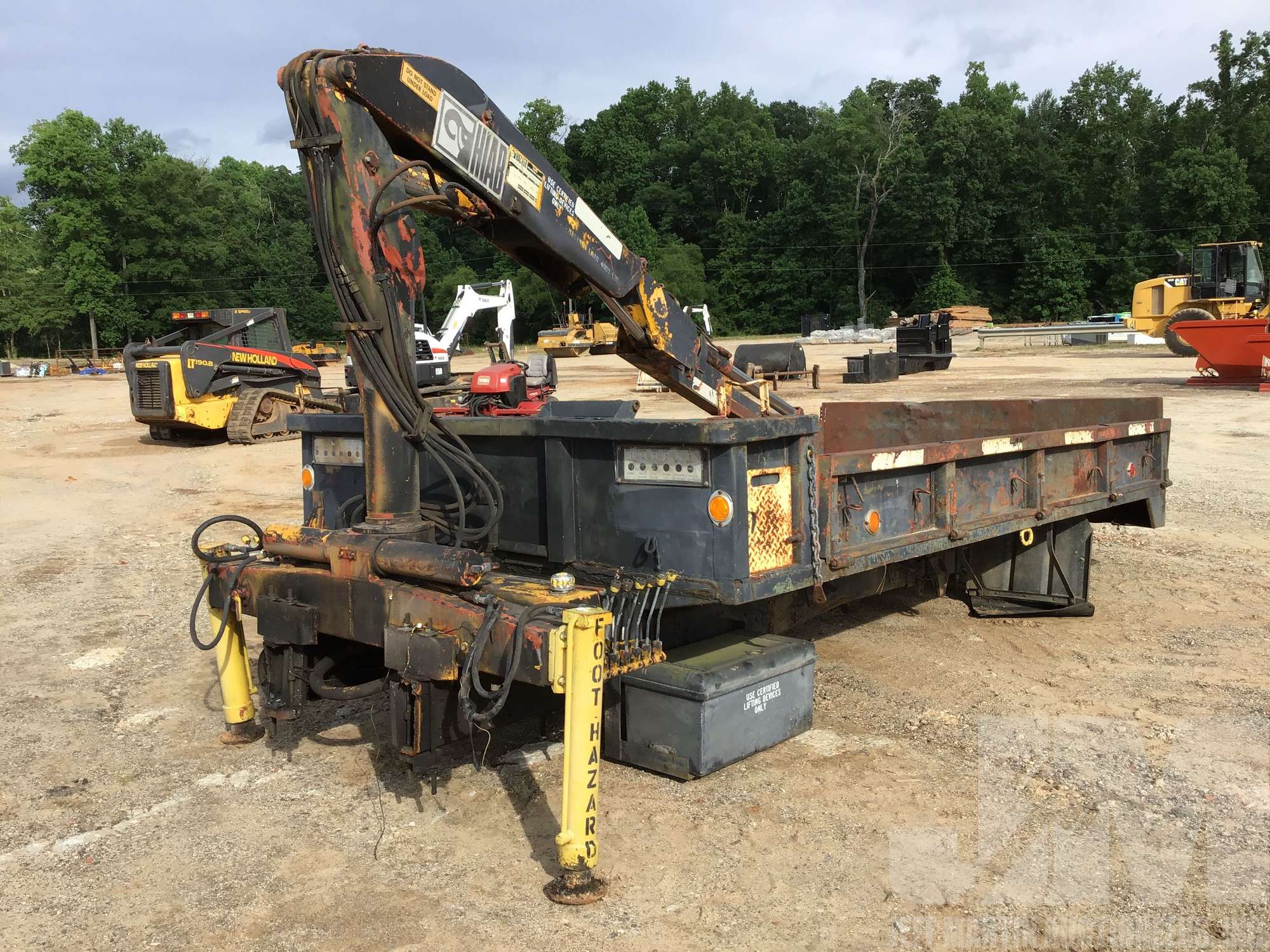 Jeff Martin Auctioneers - Construction, Industrial, Heavy